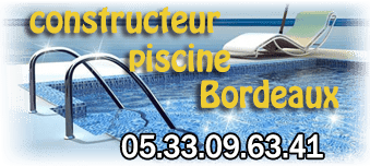 Bleu Gironde - Constructeur piscine Bordeaux